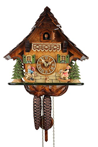 Adolf Herr Cuckoo Clock - The Rocking Horses