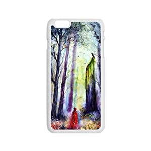 Abstract forest scenery Phone Case for iPhone 6