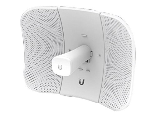 Ubiquiti LBE-5AC-GEN2-US LiteBeam Wireless Bridge 100Mb LAN, GigE, AirMax AC, White (Wireless Bridge Adapter)