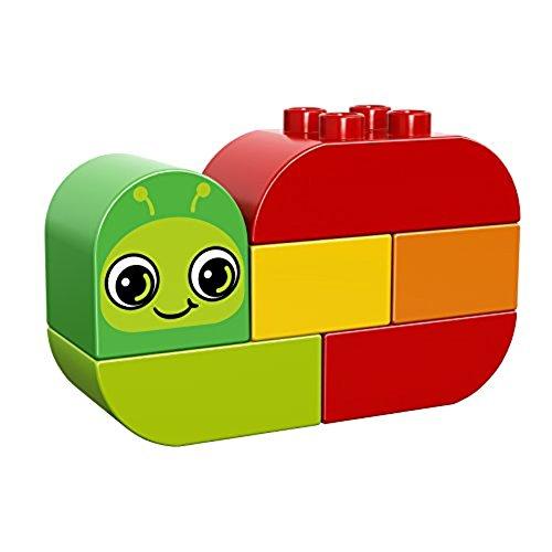 with LEGO DUPLO Castle design