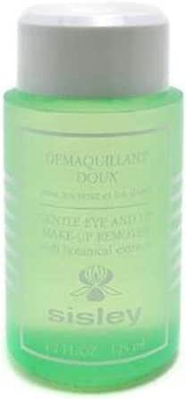 Sisley Gentle Eye & Lip Make-Up Remover, 125 ml