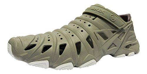 CrossKix 2.0 Composite Foam Athletic Water Shoes for Men Women/and Kids Slip-Resistant