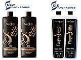 Fio Perfeitto INSTANT STRAIGHT | Brazilian Hair Straightening | Progressive Brush 2L
