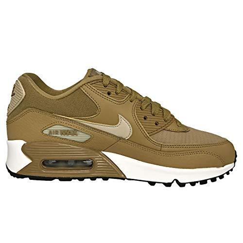 Scarpe Donna Air black Nike canteen Ginnastica Marrone Max string Da 212 90 nUw4g647