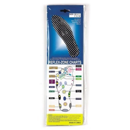 Acupuncture Magnetic Foot Insole Womens product image