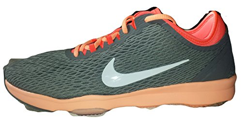 Nike Womens Zoom Passe Kjølig Grå