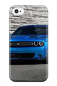 1752468K92171098 Hot Tpu Cover Case For Iphone/ 4/4s Case Cover Skin - Dodge Challenger 2015
