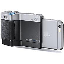 Pictar Plus Camera Grip for iPhone 6 Plus, 6S Plus, SE, 7, Plus, 8, 8 Plus, X Lens DSLR Zoom DSLR your iPhones Camera! (Certified Refurbished)