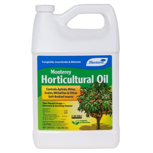 Monterey Horticultural Oil Gallon (4/Cs)