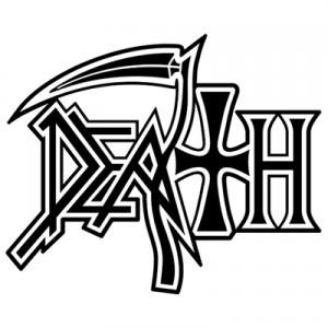 A Band Called Death Logo DEATH BAND WHIT...