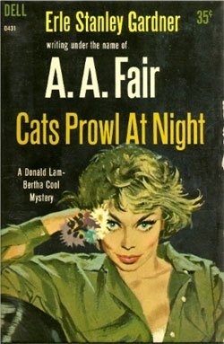 Cats Prowl at Night, Fair, A. A.