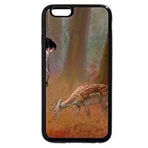 iPhone 6S / iPhone 6 Case (Black) The Fawn