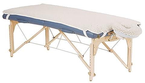 EARTHLITE Massage Table Fleece Pad Set – 1/2