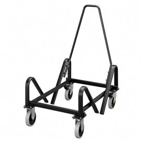 Hon 4043T Olson Stacker Series Cart, 21-3/8 x 35-1/2 x 37, Black (Hon Olson Stacker)