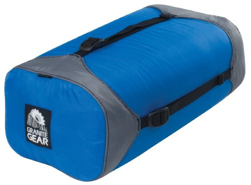 Granite Gear Block Solid Compression Stuff Sack - Blue 22L