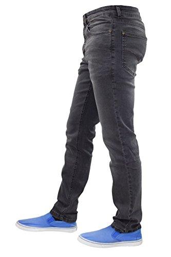 Grigio Jeans amp; Glory Uomo Life Attillata qgwCqX