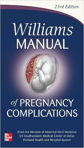 Ebook William Obstetric