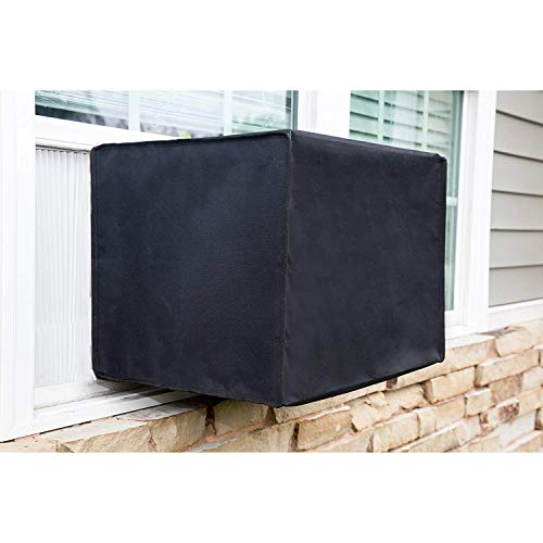 Topgalaxy.Z AC Defender - Universal Winter Air Conditioner Cover, Outdoor Window AC Cover - Winter AC Window Unit Cover (19 H 27W 25D)