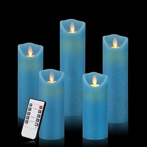 Led Light Pillar Candles in Florida - 2
