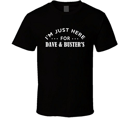 im-just-here-for-dave-busters-funny-food-fanatic-t-shirt-l-black