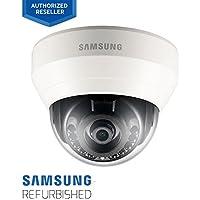 Samsung Private Monitoring Security Surveillance Network PoE Dome Camera SND-L6013R (Manufacturer Refurbished)