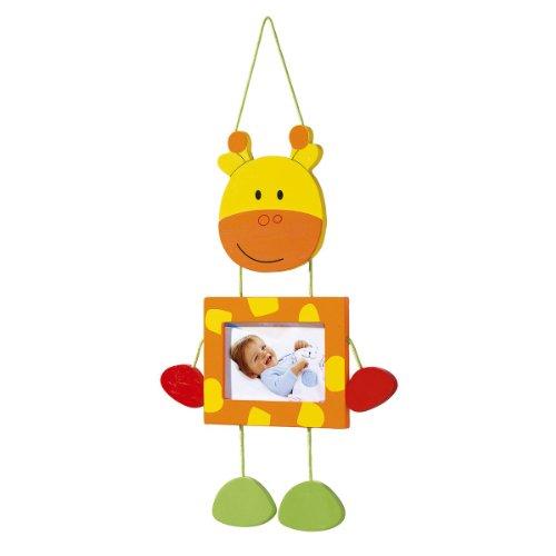BABY-WALZ Hänge-Bilderrahmen Fotorahmen, Giraffe