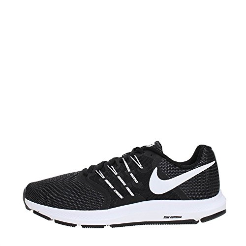 Grey Men 's Running Black White Swift Shoes Black NIKE dark zHAOwSxqx7