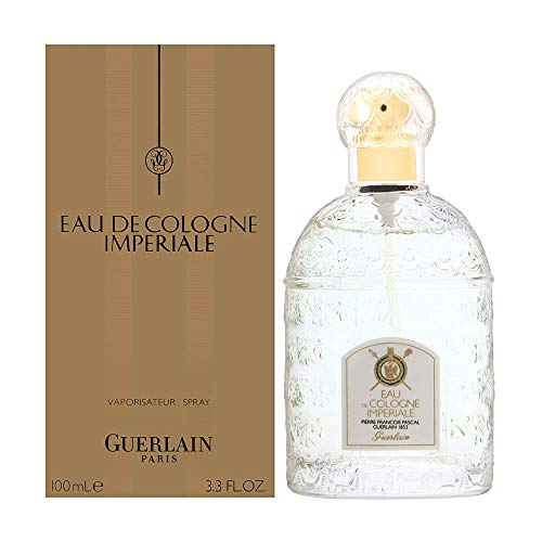 Imperiale Guerlain by Guerlain for Men - 3.4 oz EDC Spray