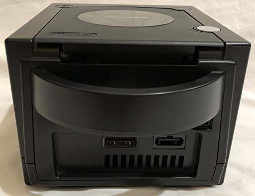 Nintendo Gamecube System Console - Jet Black (Renewed) by Nintendo (Image #5)