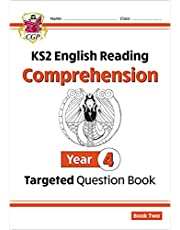 New KS2 English Targeted Question Book: Year 4 Comprehension