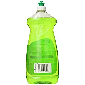 Palmolive Dish Liquid, Essential Clean, Apple Pear, 28 Fluid Ounce