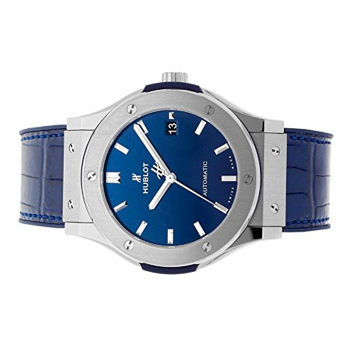 Hublot Classic Fusion automatic-self-wind mens Watch 511.NX.7170.LR (Certified Pre-owned)