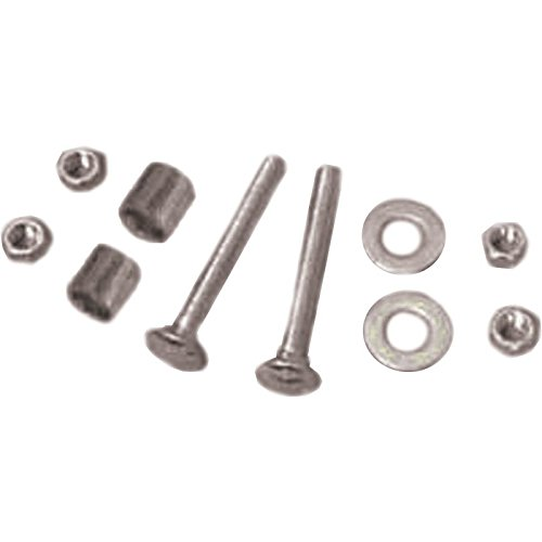Eckler's Premier Quality Products 33258126 Camaro Gas Tank Strap Bolts And Hardware Kit (Fuel Strap Camaro Tank)