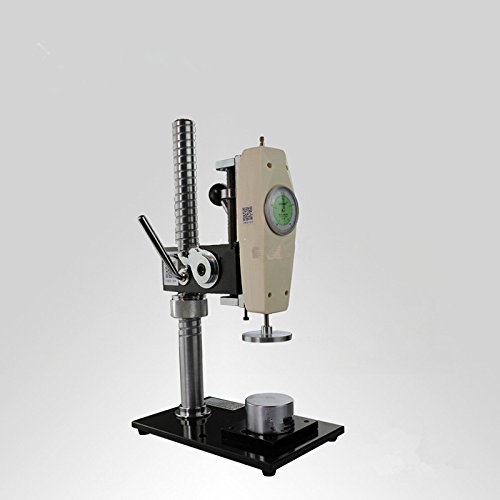 Max.500N Spring Extension and Compression Testing Machine Spring Compress and Extension Force Tester by HUNHEWUHUA