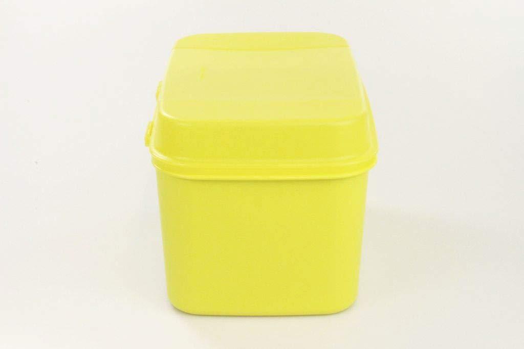 TUPPERWARE Schatztruhe 7,3 L neon neon neon gelb Schatzkiste Naschkätzchen Apollo Royal B07H8FFKFN Vorratsdosen 0f94cf