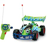 Disney Pixar Toy Story 3 RC Interactive Animated Car Andy's Room Toy Wireless Remote Control with COA