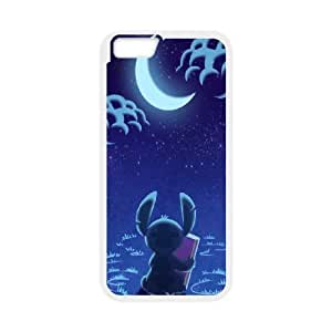 Steve-Brady Phone case Cute Stitch Protective Case For Apple Iphone 6 Plus 5.5 inch screen Cases Pattern-20 by mcsharks