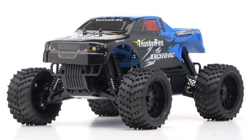 Exceed-RC 1/16 2.4Ghz ThunderFire Nitro Gas Powered RTR Off Road