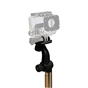 BroCraft Kayak Portable Camera Mount / For GO Pro Mount With 9inch Extension Arm