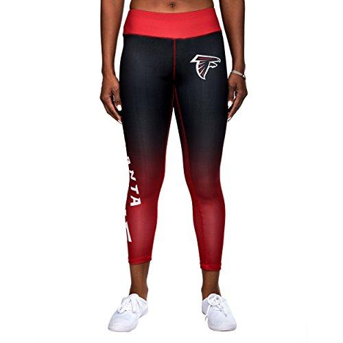 Forever Collectibles NFL Women's Gradient 2.0 Wordmark Legging, Team Variation
