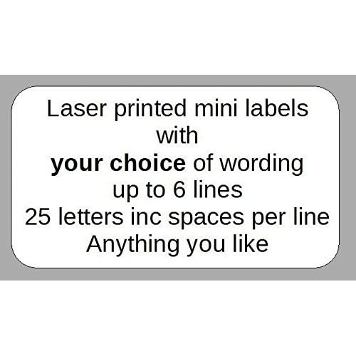 printed address labels amazon co uk
