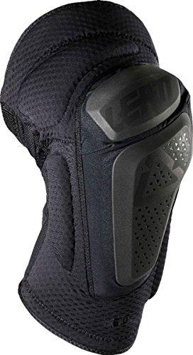Leatt 3DF 6.0 Knee Guards-Black-S/M