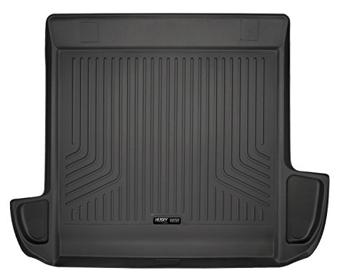 2010-2016 Toyota 4Runner Standard Cargo Area (No 3rd seat or Sliding Cargo Deck) - Husky Liners - Weatherbeater Series Cargo Liner - Black (Liner Standard Cargo)
