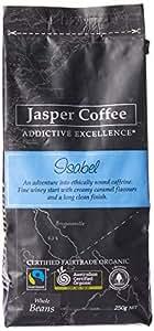 JASPER COFFEE Fairtrade Organic Isabel Blend, 250 Grams