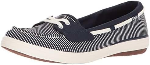 Keds Women's Glimmer Stripe Fashion Sneaker