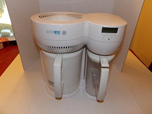 WaterWise 8800 purificador de agua Destilador de agua sabia ...