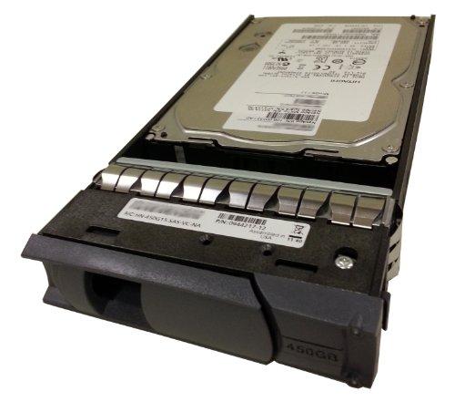 Netapp X411a R5 450Gb 15K Sas 3 5  Disk Drive