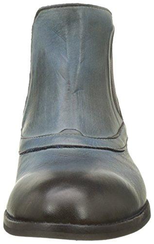 indigo Fly Eshe007fly 004 Blu Stivali London Donna