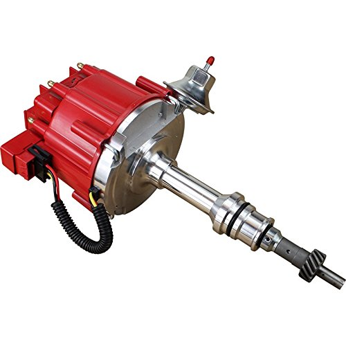 - Dragon Fire High Performance Race Series Complete HEI Electronic Ignition Distributor Compatible Replacement For Ford V8 221 255 289 302 302W 5.0L Oem Fit DF8-DF