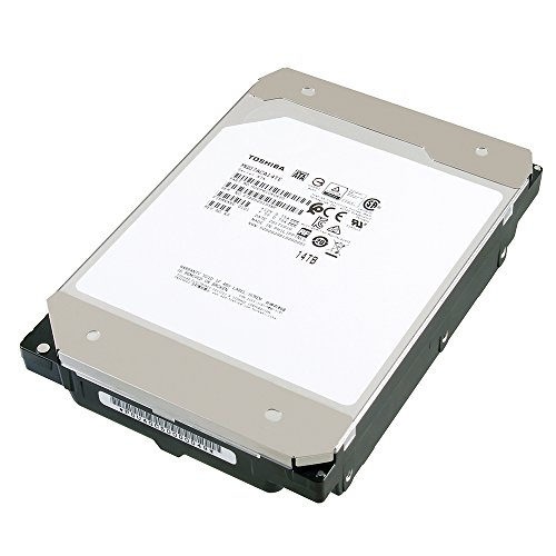 Toshiba 14TB SATA 512e 3.5'' 7200RPM Enterprise HDD - MG07ACA14TE by Toshiba (Image #1)